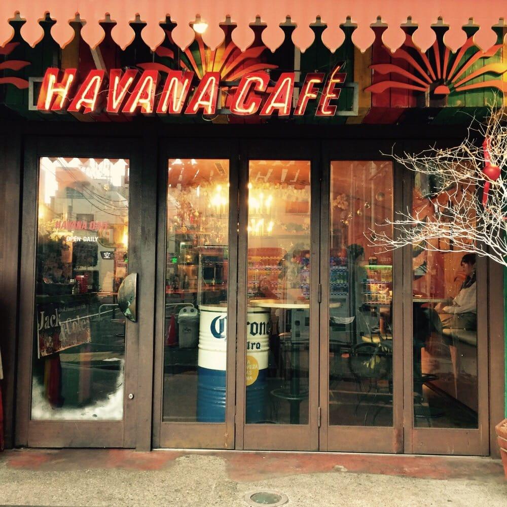 ハバナカフェ
