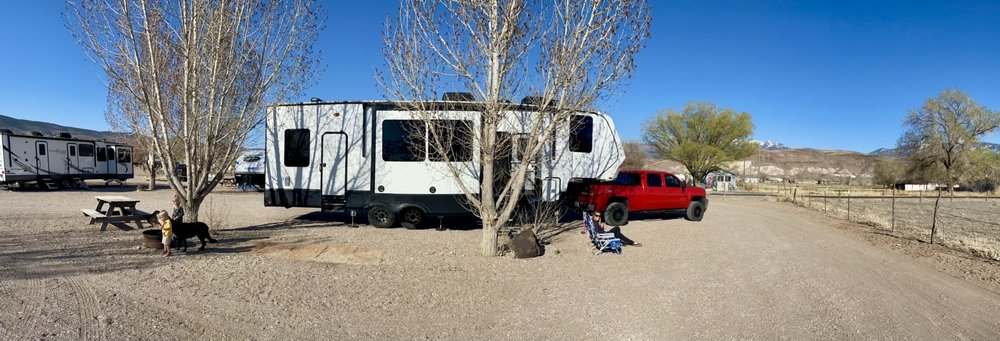 Flying U Country Store And RV Park: 45 S State St, Joseph, UT