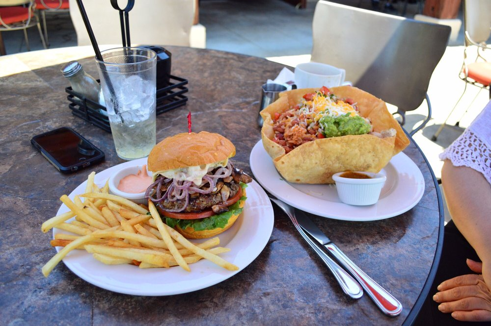 The Lakeside Grill: 7901 Solano Ave, Yountville, CA