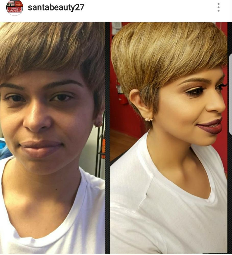 Santa s beauty hair salon 171 fotos e 35 avalia es for Aaina beauty salon somerset nj