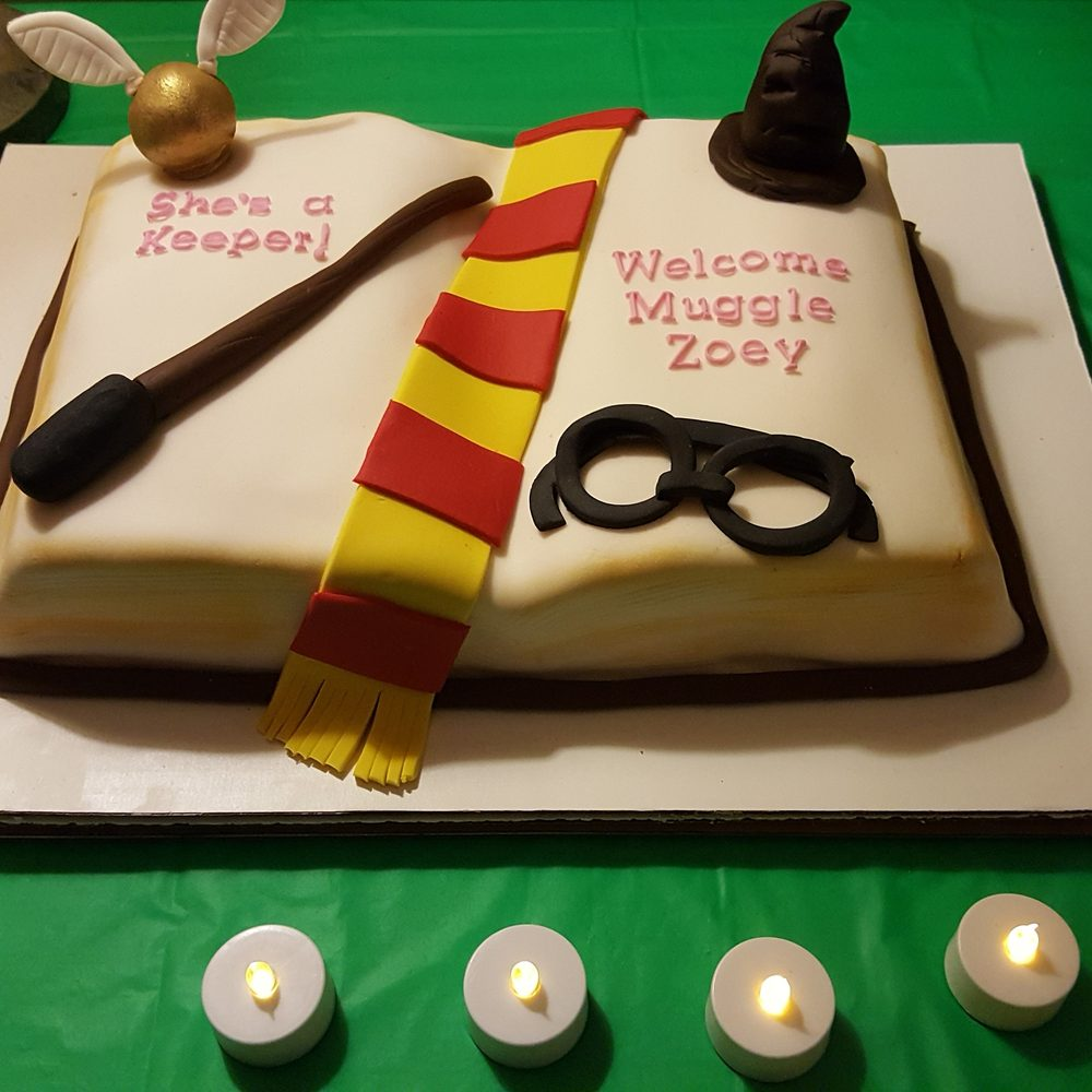 Photo Of Vanilla Bean Bakery   Indianapolis, IN, United States. Harry  Potter Baby