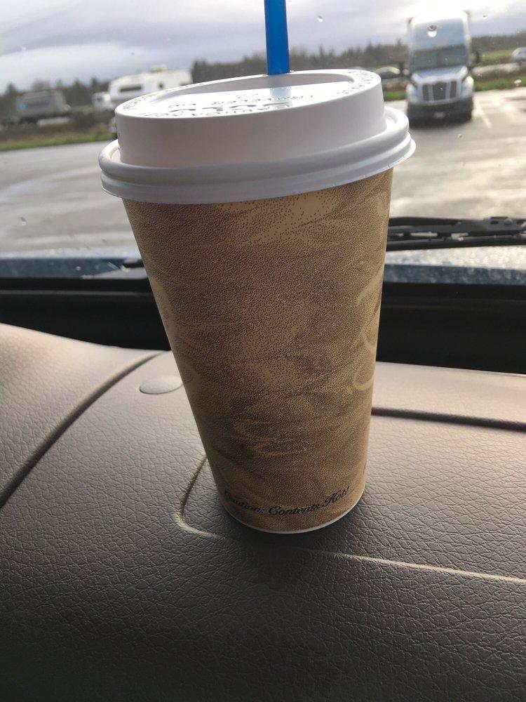 Benson's Corner Espresso: 13966 Ehlen Rd NE, Aurora, OR