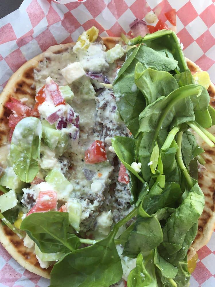 Chris & Beck's Eat A Pita: 2227 Woodin Ave, Chelan, WA