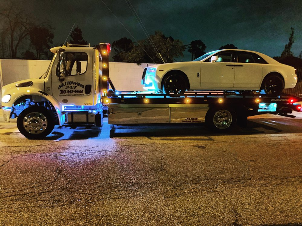 Towing business in Carson, CA
