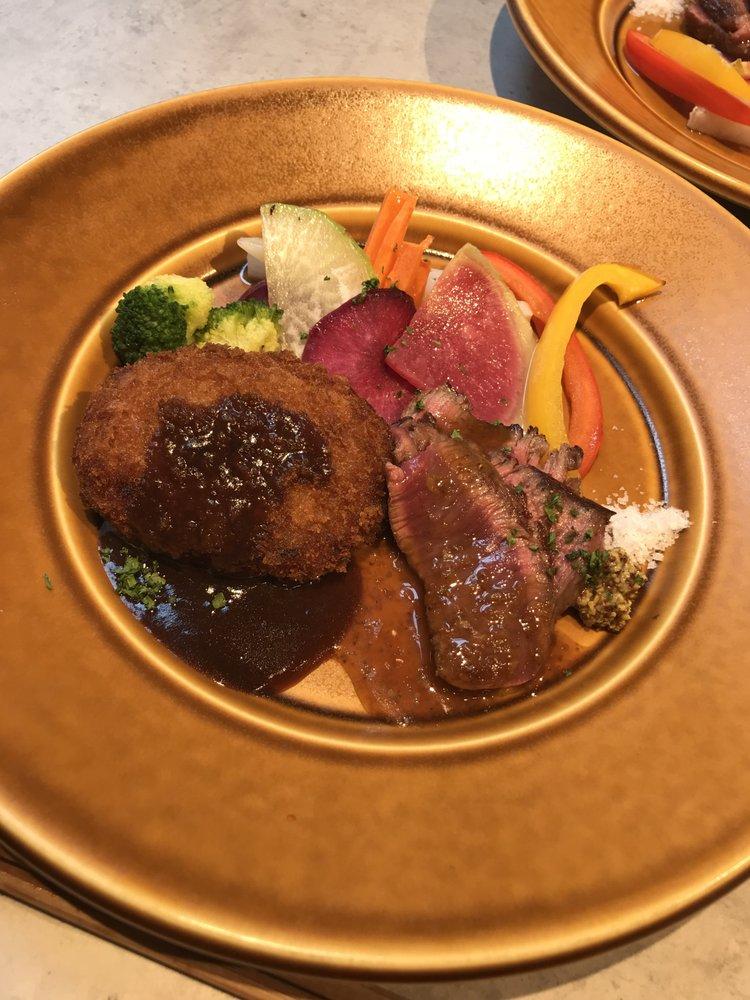 京都御幸町CAMERON 京都肉 京野菜 Cafe&Bar