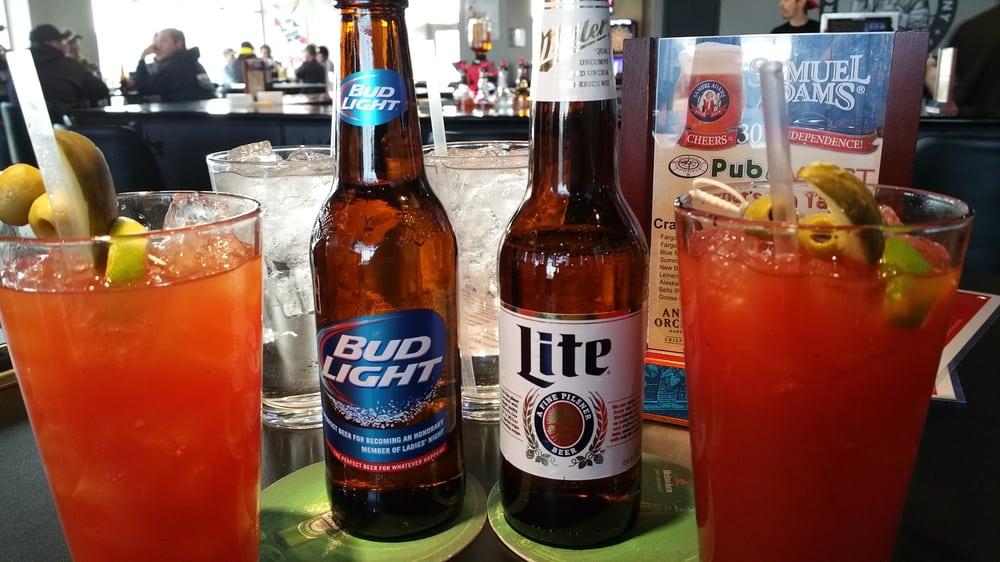 Pub West: 3140 Bluestem Dr, West Fargo, ND