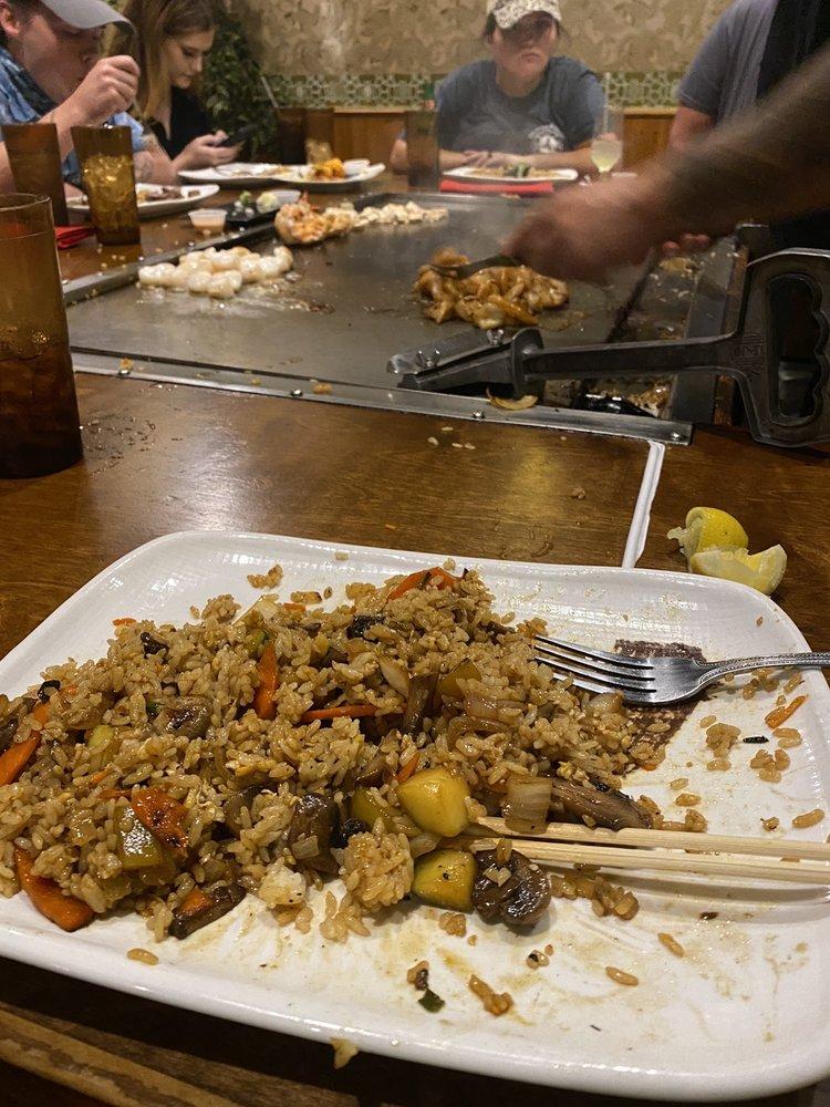 Shogun Sushi And Hibachi Steakhouse: 1313 W Loop 281, Longview, TX