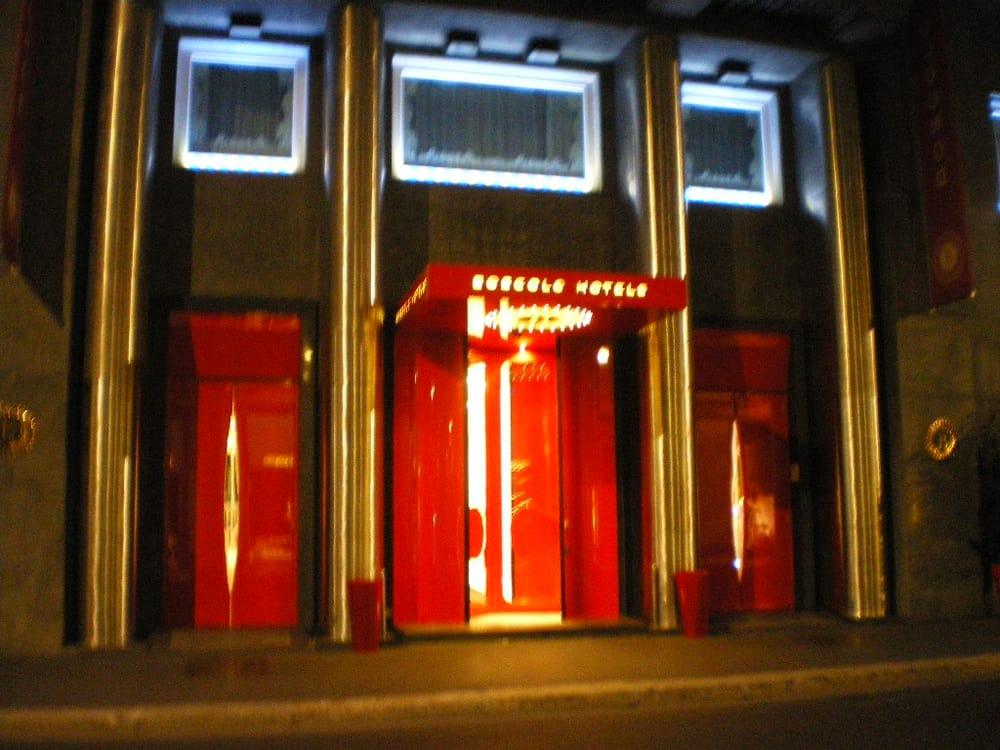 Spa Suisse dell'Hotel Boscolo