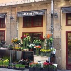 Le jardin de l op ra florists 15 rue d sir e pentes for Le jardin 69008 lyon