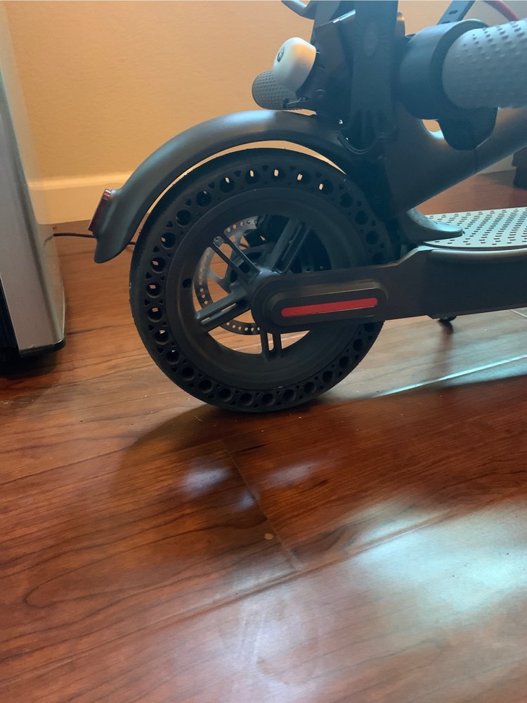 Electric Scooter Repair: 10 Kennedy Pl, San Francisco, CA