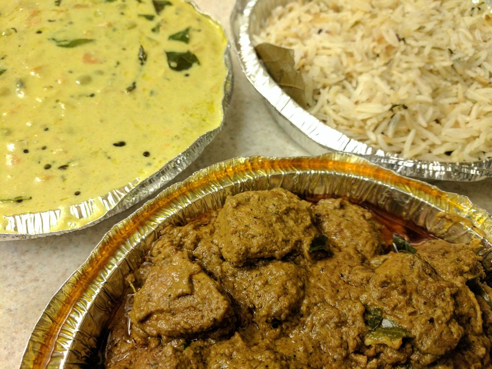 Martin's Indian Cuisine: 1219 Kingsway Rd, Brandon, FL