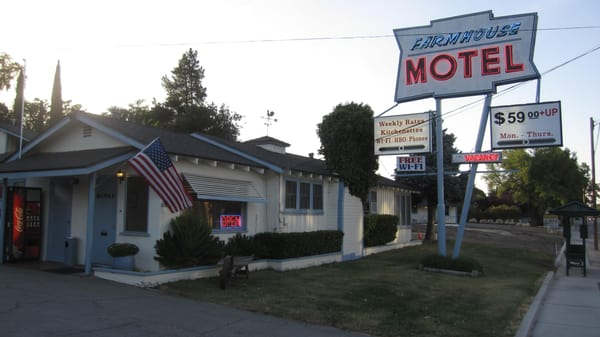 Motel  Paso Robles Ca