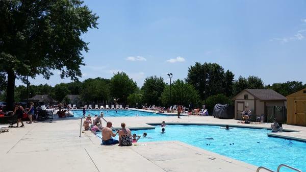 Photo Of Hills Walden Pool Kansas City Mo United States Diving