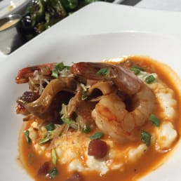 The Hudson House - Nyack, NY, United States. Shrimp & grits - A MUST HAVE