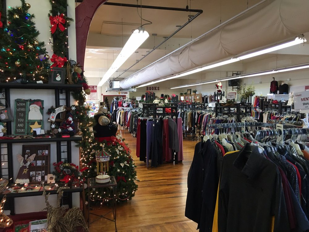 Jubilee Clothing Shop: 103 N College St, Palmyra, PA