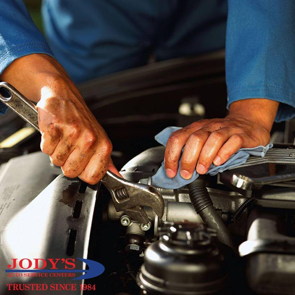 Jody's Auto Service Center: 810 Phoenix Ave, Fort Smith, AR