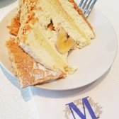 Mille feuille cake new york