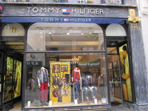 huge discount c891a 0eed3 Tommy Hilfiger - Fashion - Kohlmarkt 12, Innere Stadt ...