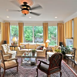 Photo Of Row House Interiors   Baltimore, MD, United States. Formality And  Comfort