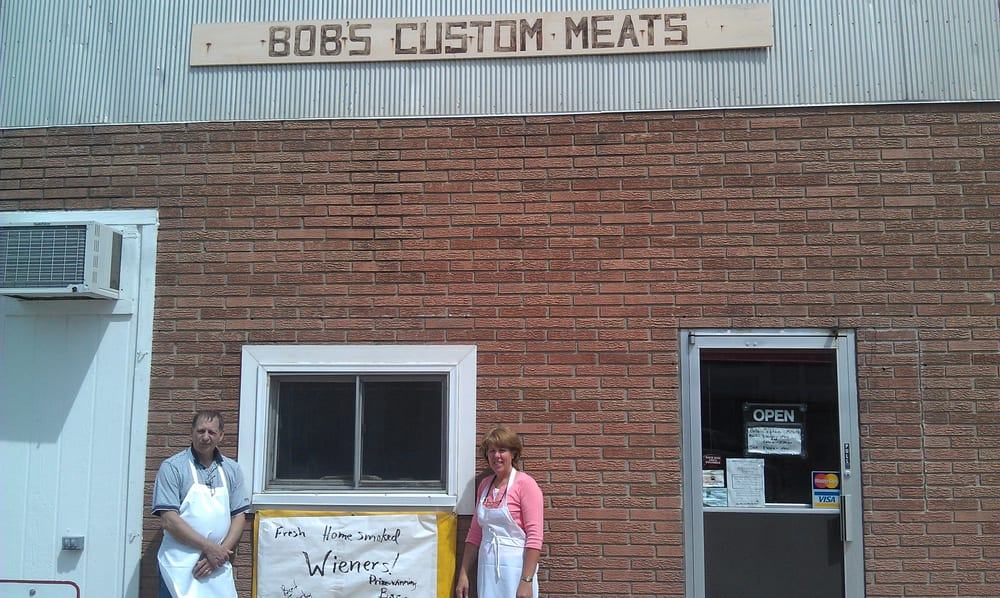 Bob's Custom Meats: 627 Main St, North Bend, NE