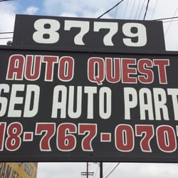 Quest Auto Parts >> Auto Quest Dismantling Auto Parts Supplies 8779 San Fernando