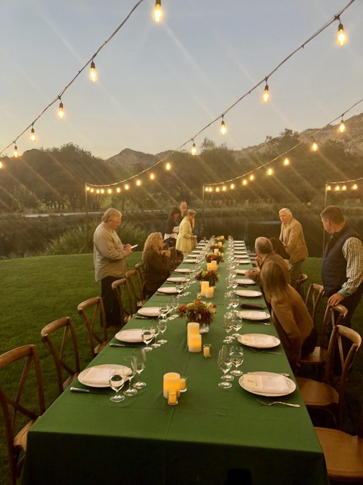 Wine & Dine Events: 3240 Soda Canyon Rd, Napa, CA