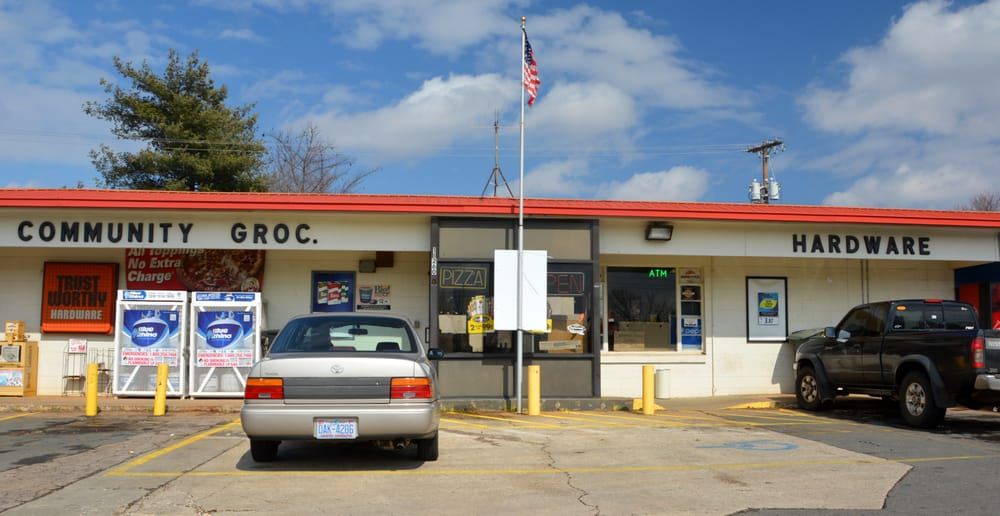 Community Grocery & Hardware: 11260 Statesville Blvd, Cleveland, NC
