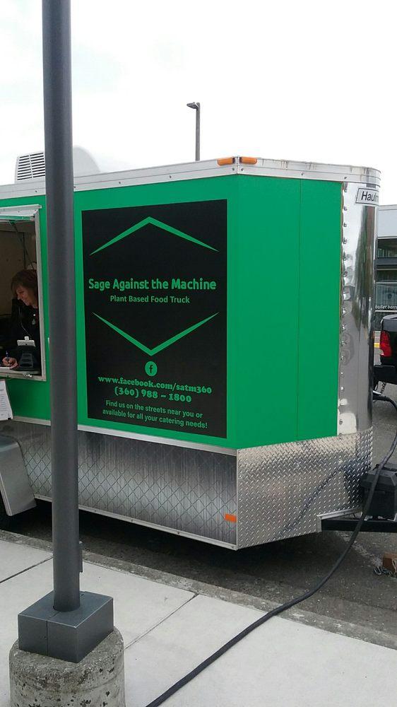 Sage Against The Machine 360: Bellingham, WA