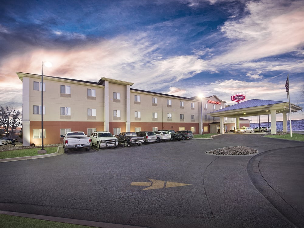 Hampton Inn Gillette: 211 Decker Ct, Gillette, WY