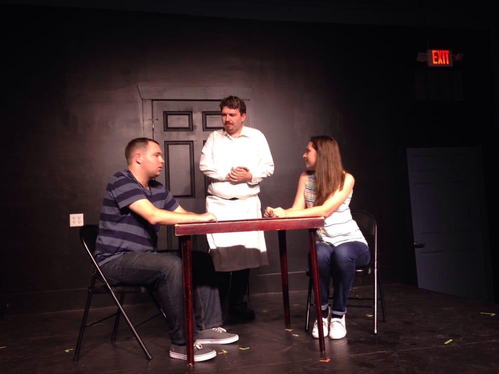 Push Comedy Theater