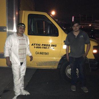 Attic Pros 329 Photos Amp 207 Reviews Pest Control 718