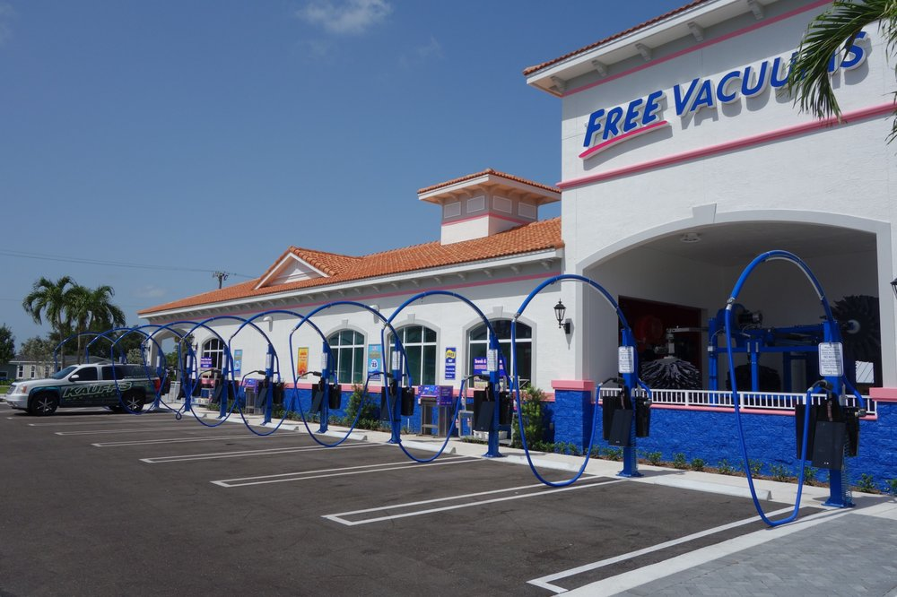 Wash and Wax Express: 4129 W Blue Heron Blvd, West Palm Beach, FL