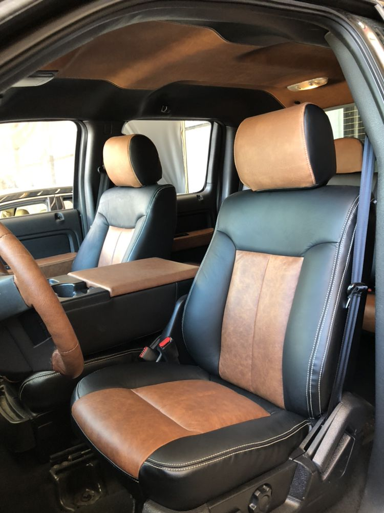 Paxtor Auto Upholstery