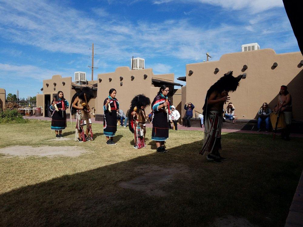 Ysleta Del Sur Cultural Art Center: 305 Yaya Ln, El Paso, TX