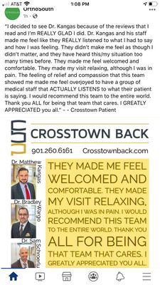 Crosstown Back and Pain Institute