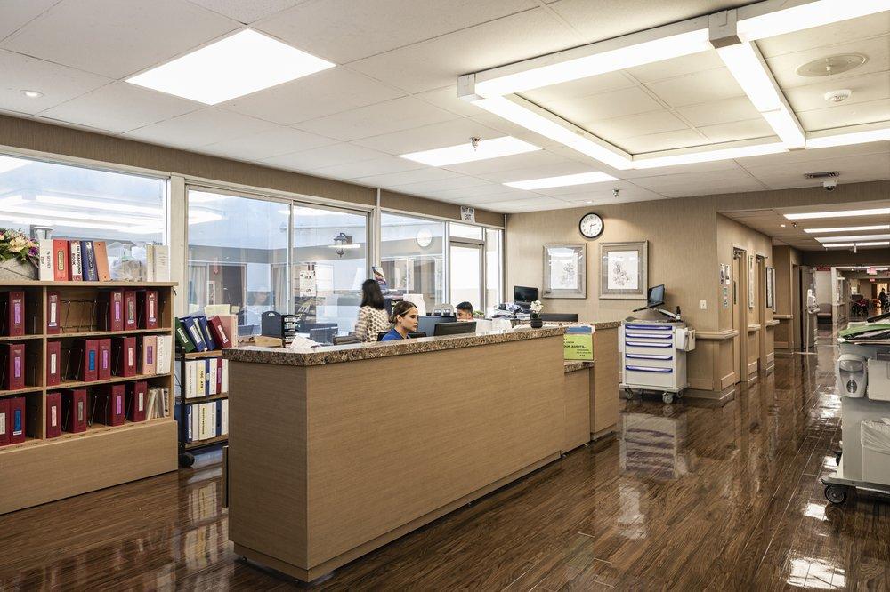 Burbank Healthcare & Rehabilitation Center