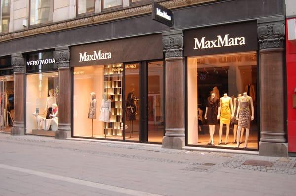 da35c3aaffe Max Mara Scandinavia - Men's Clothing - Østergade 7-9, København K ...