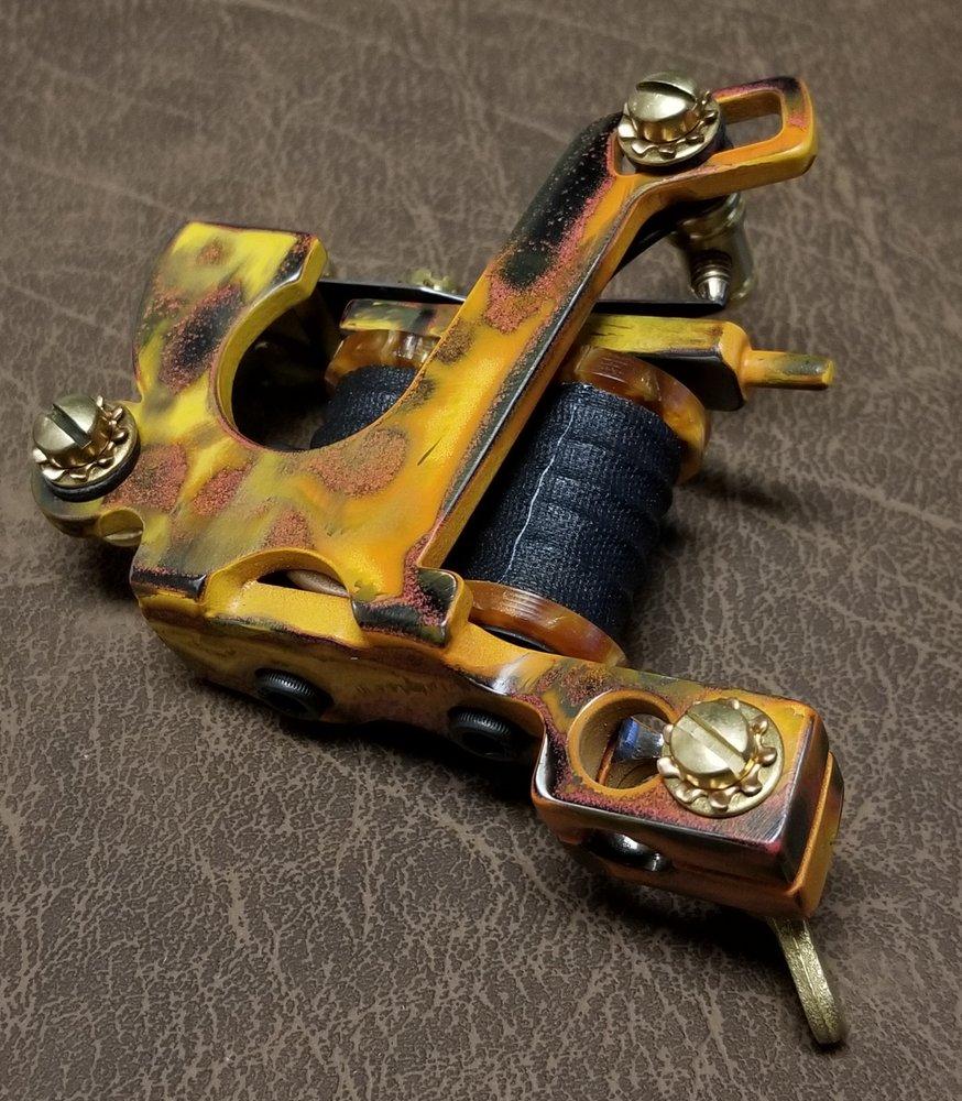 Hooper Iron Works Tattoos & Handmade Tattoo Machines: 1097 Rt 55 Freedom Business Cent, Lagrangeville, NY