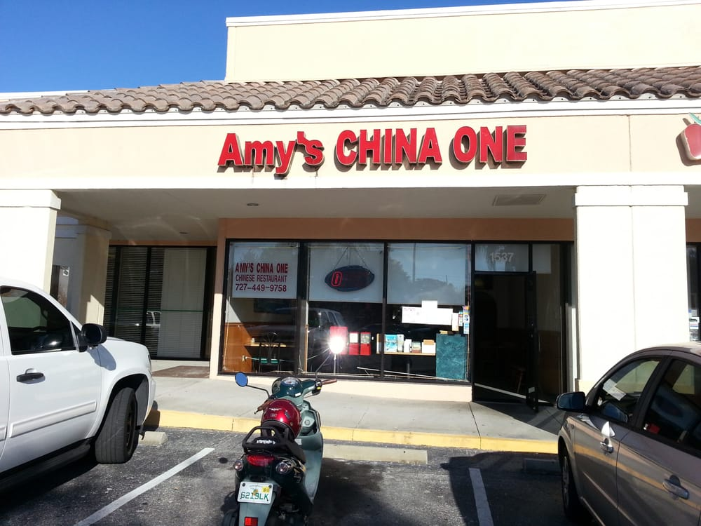 Amy's China One: 1537 S Highland Ave, Clearwater, FL