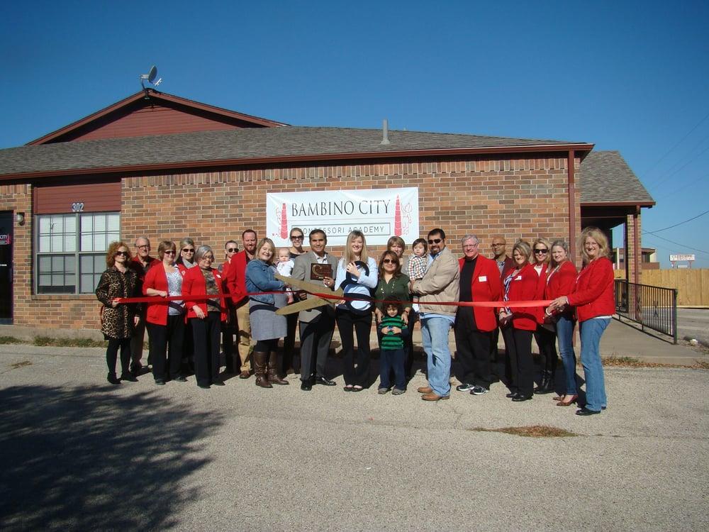 Bambino City Montessori Academy: 302 Lincoln Park Dr, Cleburne, TX