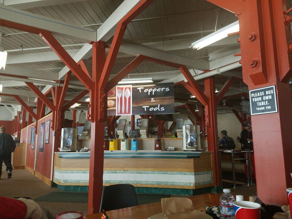 Ebbett's Grill: 2280 State Rte 207, Bear Valley, CA