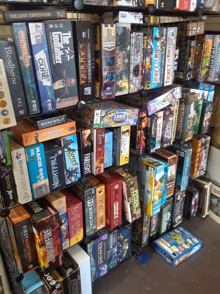 Game Vault: 9828 Montana Ave, El Paso, TX