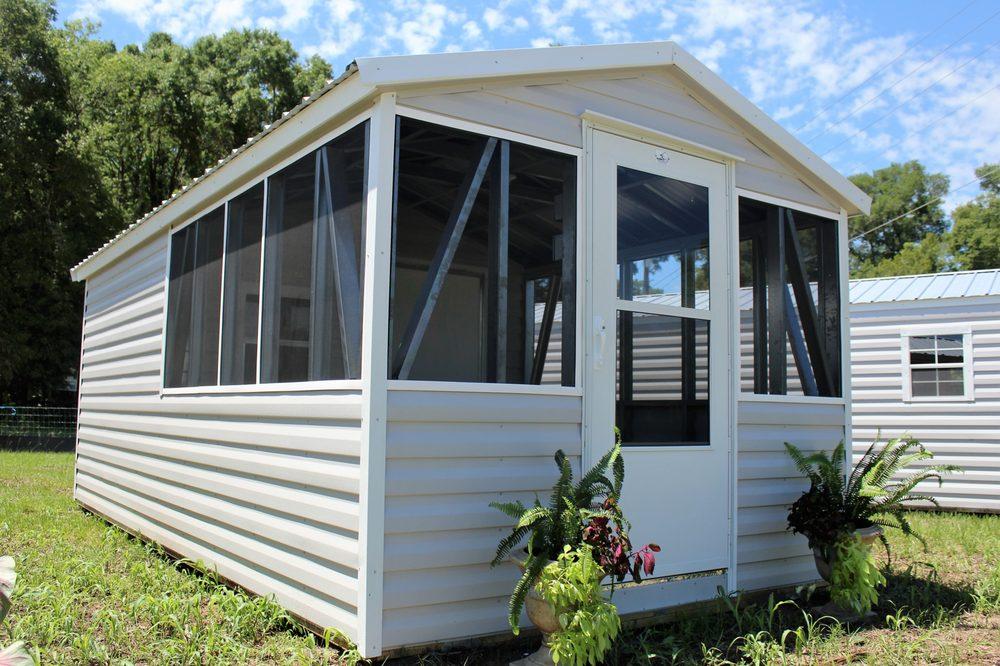 5 Star Portable Buildings: 17870 NW US-441, High Springs, FL