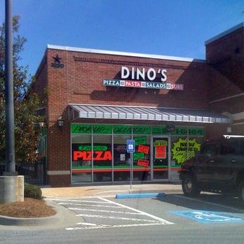 Dino S Italian Restaurant Pizza