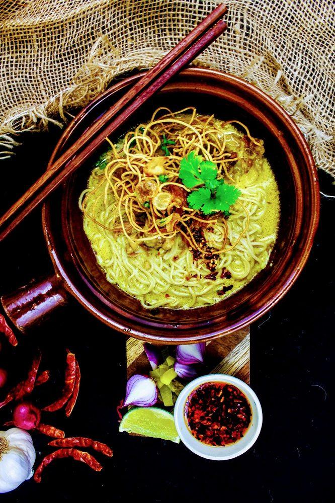 DIY Thai Food: 4209 Airport Blvd, Austin, TX