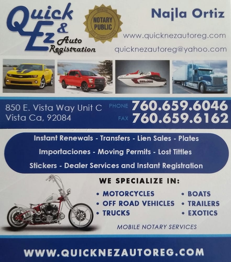 Our Business Card We Specialize In Auto, Commercial, Boats