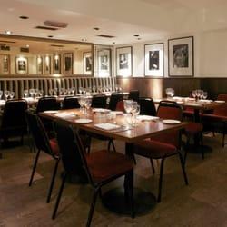 Jazz bar restaurant london