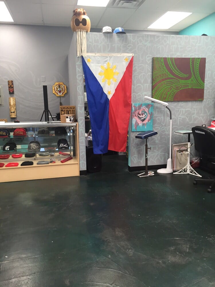 Philippines yelp for Tattoo shops in el cajon