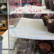 Delicious Photo of Barbell Sweets - San Antonio, TX, United States. Nutritional facts galore