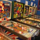 pinball machine for sale seattle